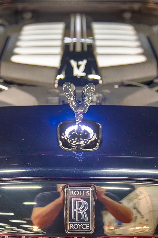 Retro Classics Cologne 2017: Rolls-Royce Wraith