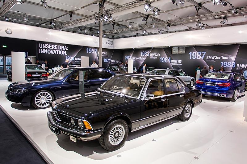 BMW 733i (E23), ehemaliger Neupreis: 38.600 DM