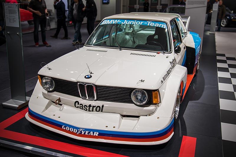 BMW 320 Gruppe 5 Junior Team, Fahrer: Eddie Cheeer, Marc Surer, Manfred Winkelhock