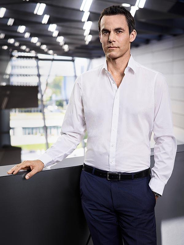 Timo Resch übernimmt die internationale Leitung BMW Motorrad Vertrieb und Marketing zum 01. Mai 2017.
