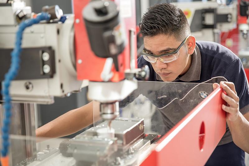 Training Center - Werkstatt für Metallmechanik
