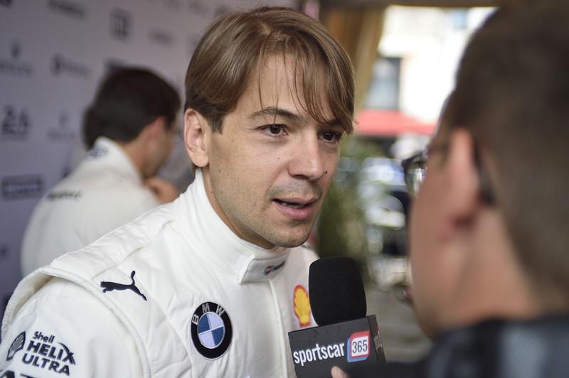 FIA World Endurance Championship 2018/2019, 24 Stunden-Rennen von Le Mans. Technische Prüfung. Augusto Farfus.