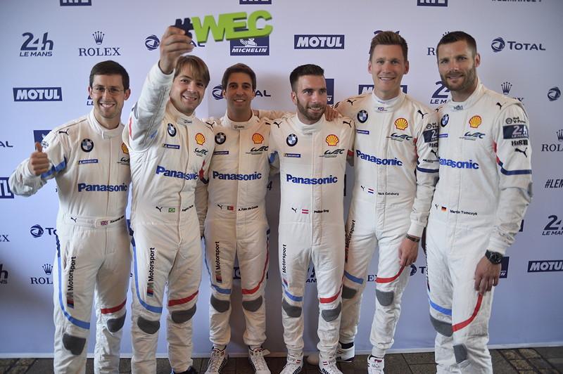 FIA World Endurance Championship 2018/2019, 24 Stunden-Rennen von Le Mans.