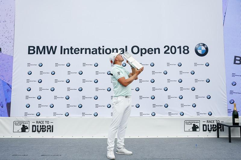 30. BMW International Open. Matt Wallace, Gewinner der 30. BMW International Open.