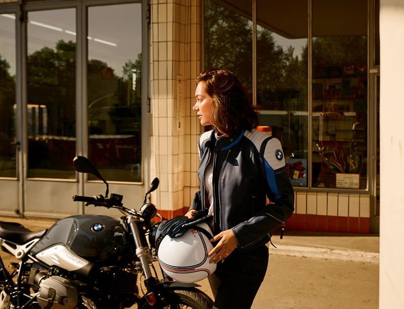 Die neue BMW Motorrad '40 Years Collection'.
