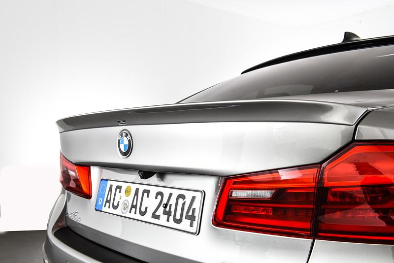 BMW M5 by AC Schnitzer mit AC Schnitzer Heckspoiler