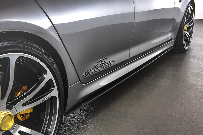BMW M5 by AC Schnitzer mit AC Schnitzer Seitenschweller