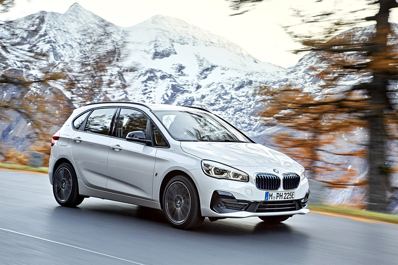BMW 225xe iPerformance (Facelift 2018)