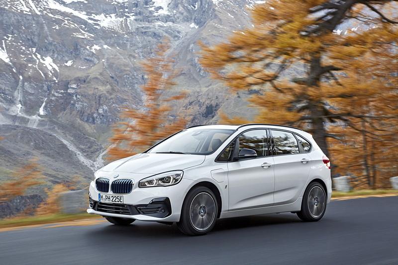 BMW 225xe iPerformance (Facelift 2018)