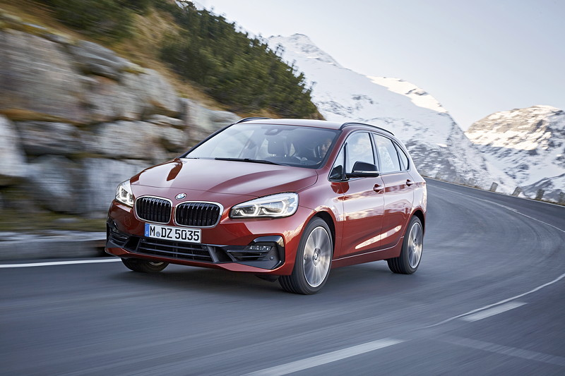 BMW 2er Active Tourer (Facelift 2018)