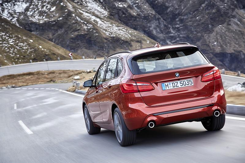 BMW 2er Active Tourer (Facelift 2018)