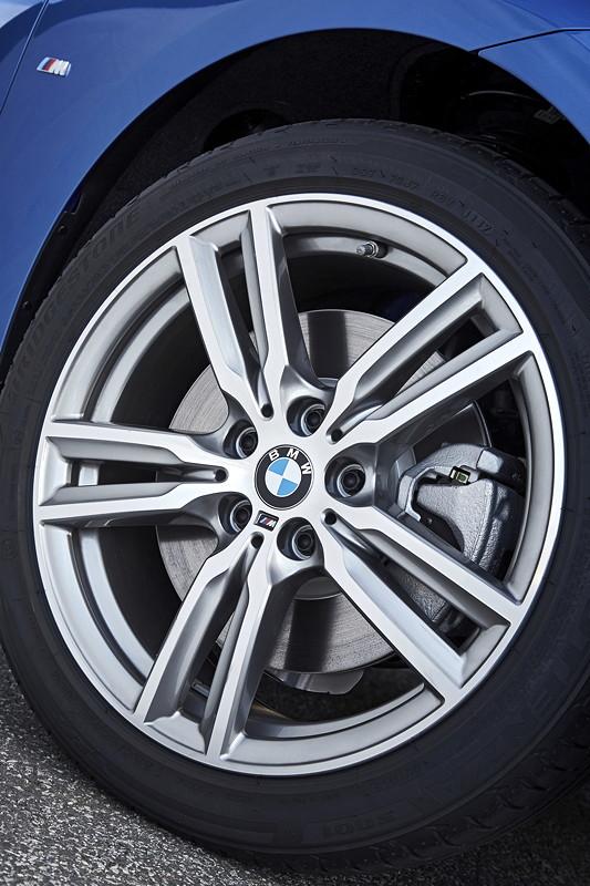 BMW 2er Gran Tourer (Facelift 2018), sechs neue Leichtmetallräder-Designs in den Größen 17, 18 und 19 Zoll.