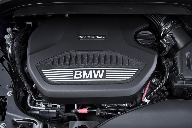 BMW 2er Gran Tourer (Facelift 2018), alle Diesel setzen zur Abgasbehandlung ab 3/2018 Dieselpartikelfilter ein.