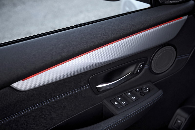 BMW 2er Gran Tourer (Facelift 2018), ambiente Innenbeleuchtung.