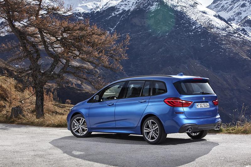 BMW 2er Gran Tourer (Facelift 2018)