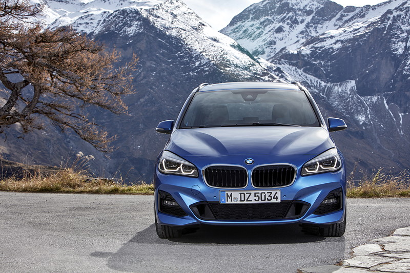 BMW 2er Gran Tourer (Facelift 2018)