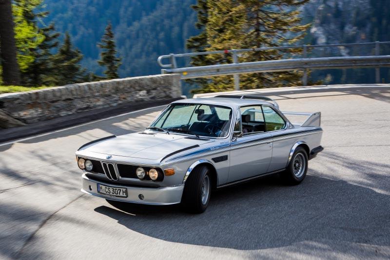 BMW 3.0 CSL 'Batmobil'