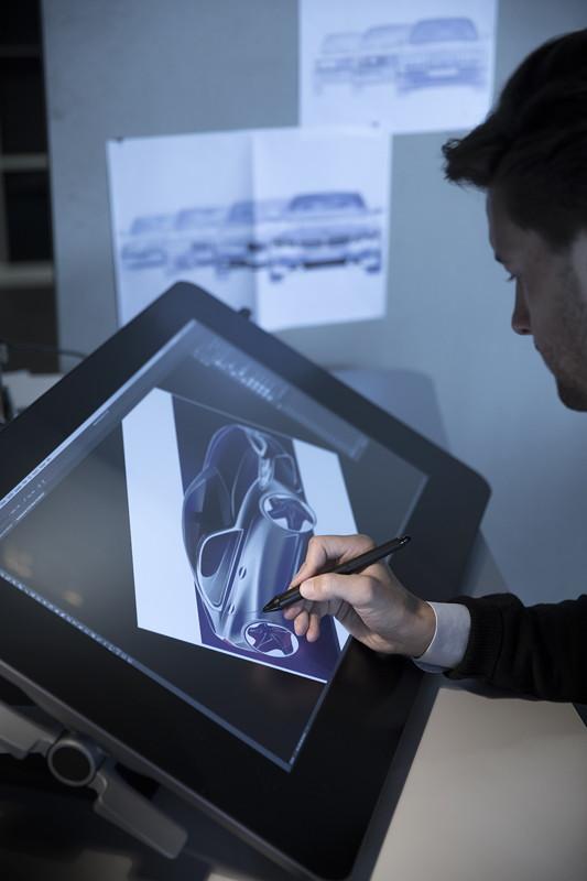 Die neue BMW 3er Limousine - Designprozess
