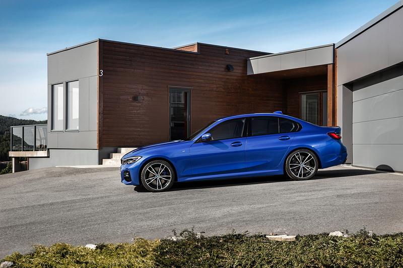 BMW 3er Limousine - Modell M Sport