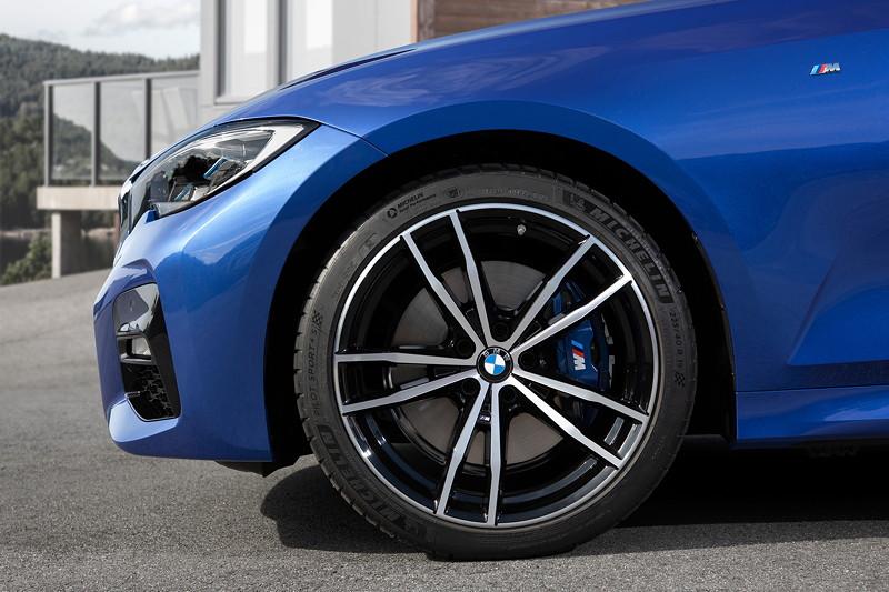 BMW 3er Limousine - Modell M Sport, Rad