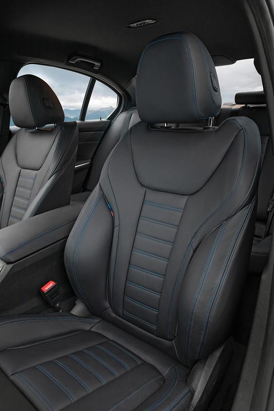 BMW 3er Limousine - Modell M Sport, Sportsitz