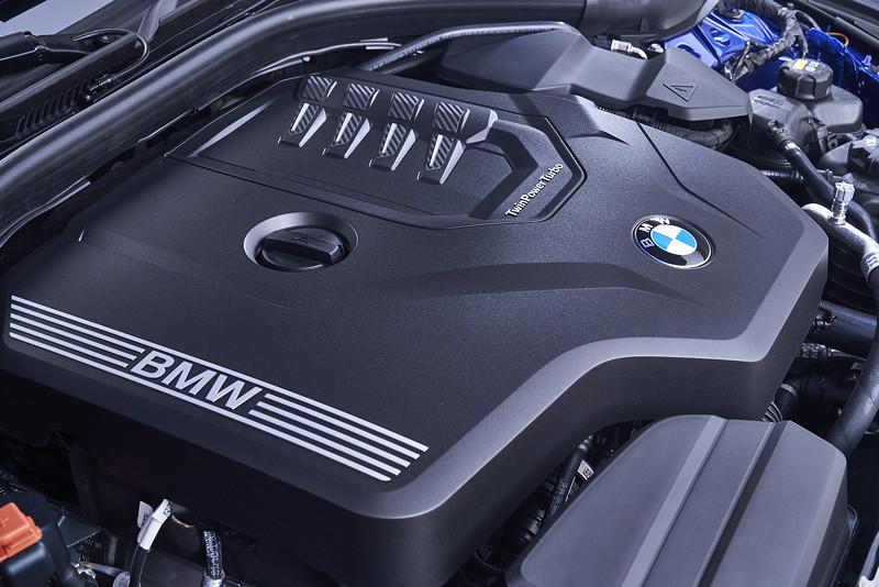 BMW 3er Limousine - Motor