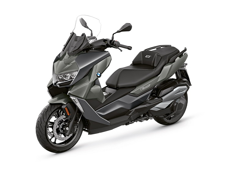 BMW C 400 GT Moonwalkgrey metallic