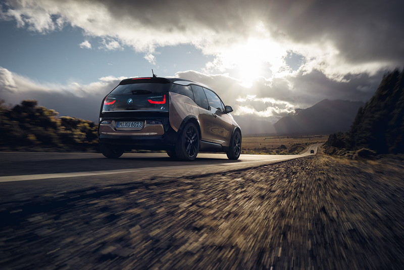 Der neue BMW i3 (120 Ah)