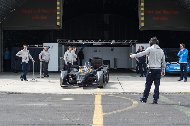 BMW iFE.18, Roll-out, ABB FIA Formula Championship, Tom Blomqvist.