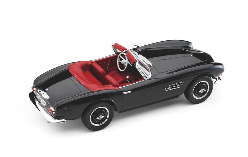 BMW Miniatur 507