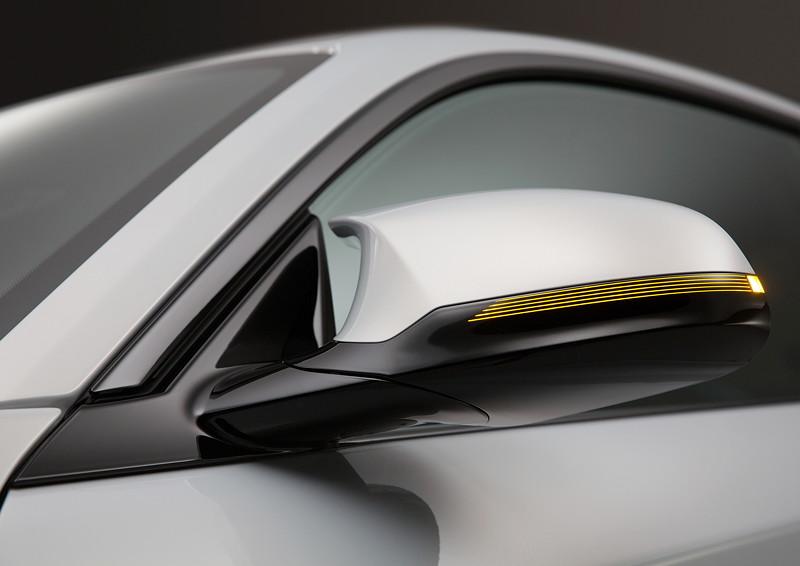 BMW M2 Competition, Aussenspiegel