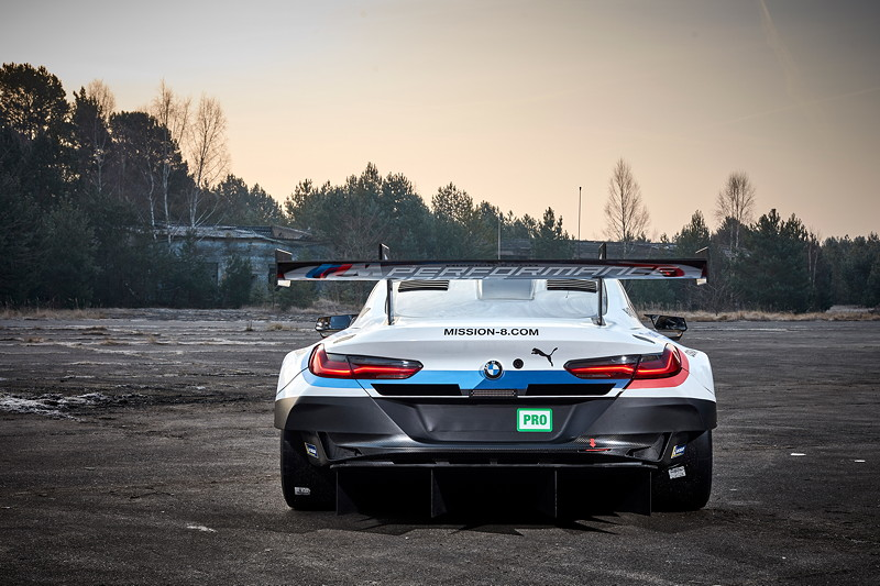 BMW M8 GTE, FIA World Endurance Championship, WEC, Fotoshooting.