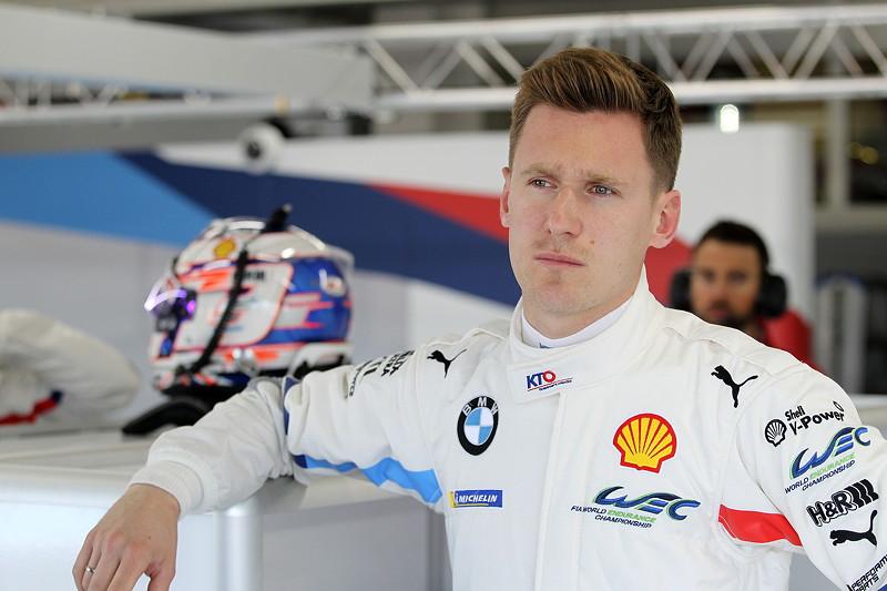 Le Castellet (FRA), 06.04.2018. BMW Motorsport, FIA WC Prolog. BMW Pilot Nick Catsburg (NED).
