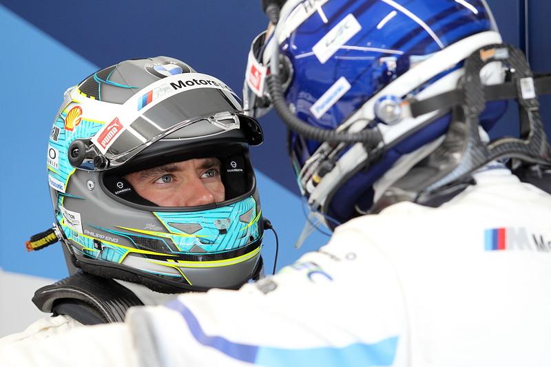 Le Castellet (FRA), 06.04.2018. BMW Motorsport, FIA WEC Prolog. BMW Pilot Philipp Eng (AUT).