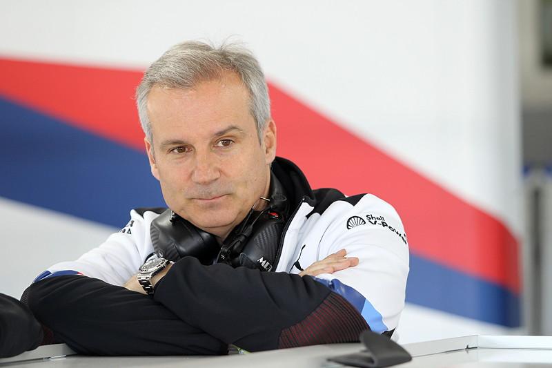 Le Castellet (FRA), 06.04.2018. BMW Motorsport, FIA WEC Prolog. BMW Motorsport Direktor Jens Marquardt.