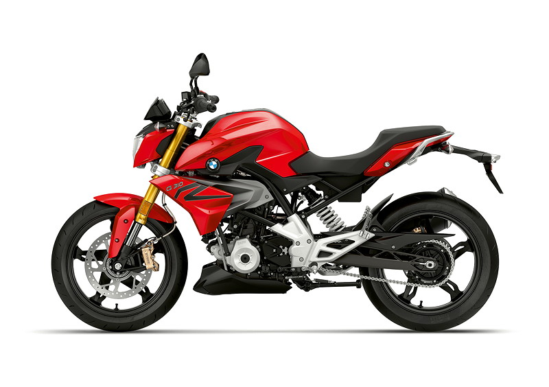 BMW G 310 R, Racingred uni.