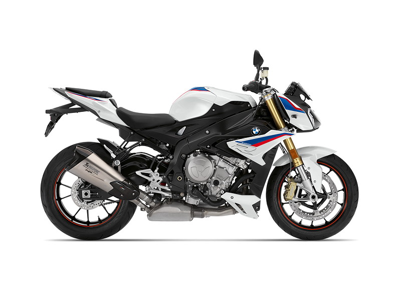 BMW S 1000 R, Style HP.