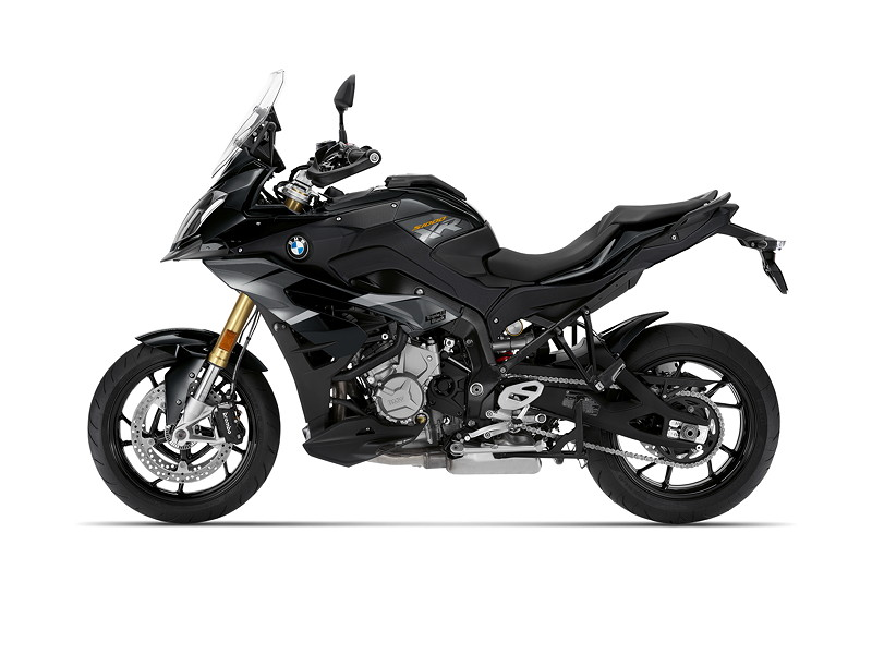 BMW S 1000 XR, Blackstorm metallic.