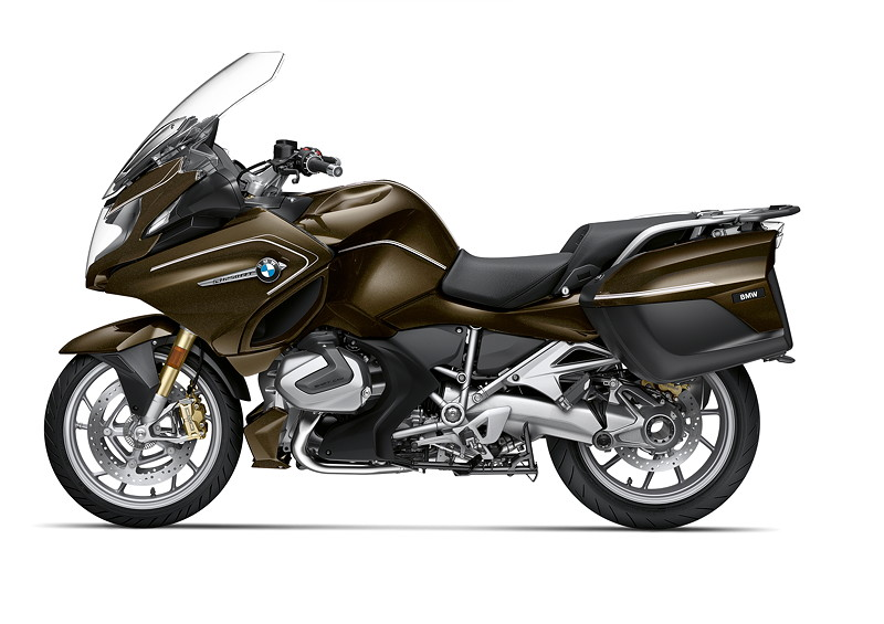 BMW R 1250 RT, Option 719 Sparkling Strom metallic