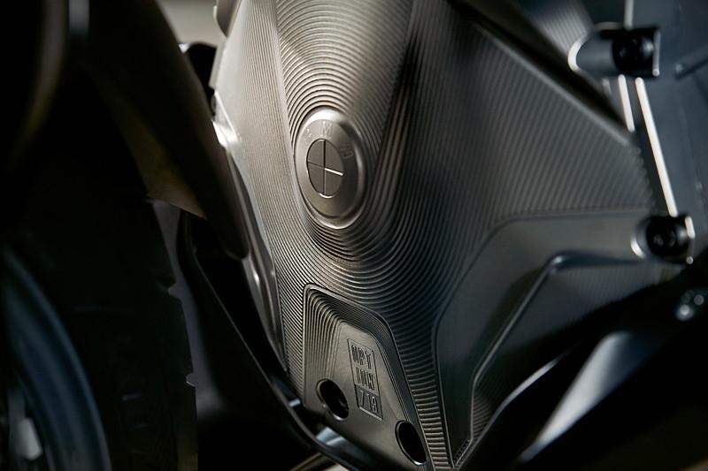 BMW Motorrad Spezial, Frästeilpaket Classic