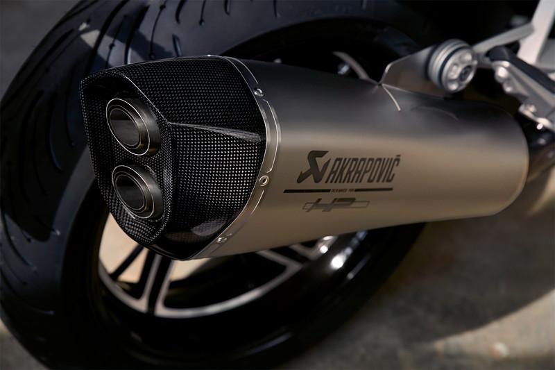 BMW Motorrad Spezial, HP Sportschalldämpfer