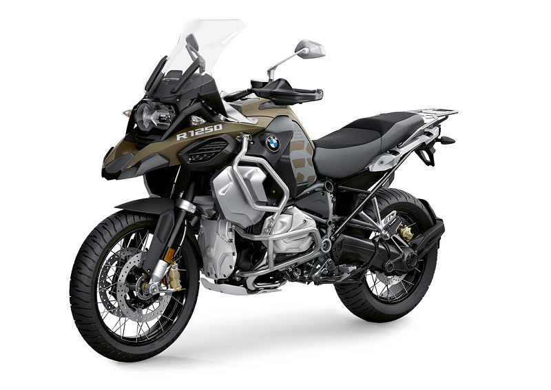 BMW R 1250 GS Adventure Exclusive, Frästeilpaket Classic