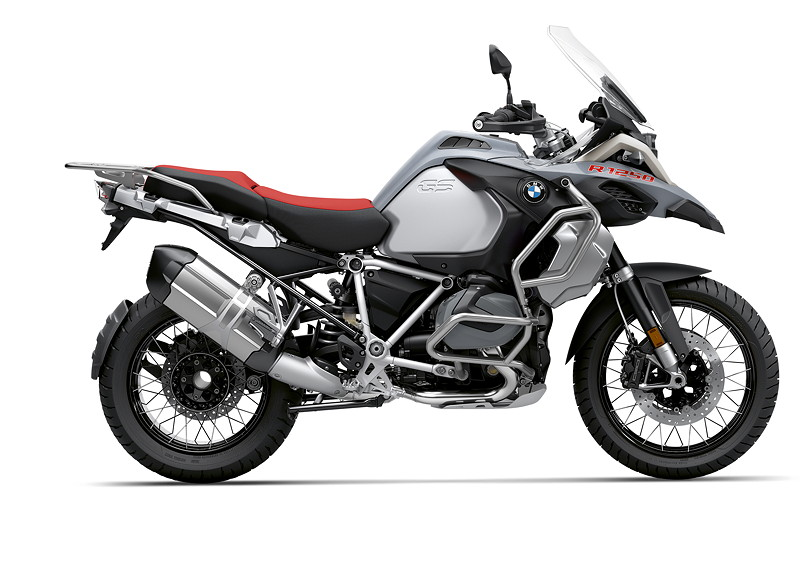 BMG R 1250 GS Adventure Icegrey Uni