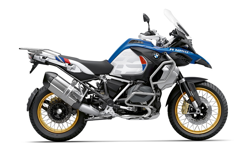 BMW R 1250 GS Adventure HP