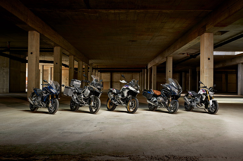 BMW Motorrad R 1250 Familie