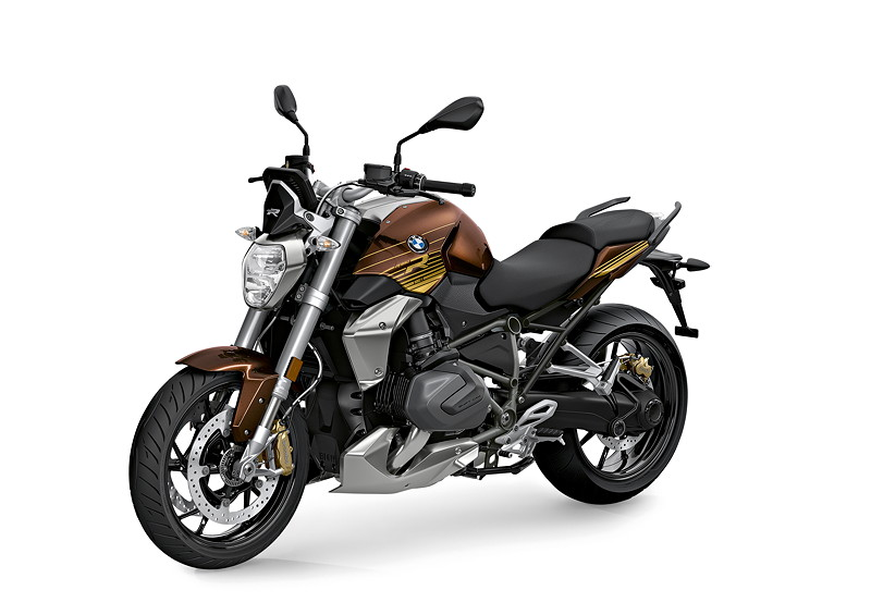 BMW R 1250 R, Option 719 Stardust metallic