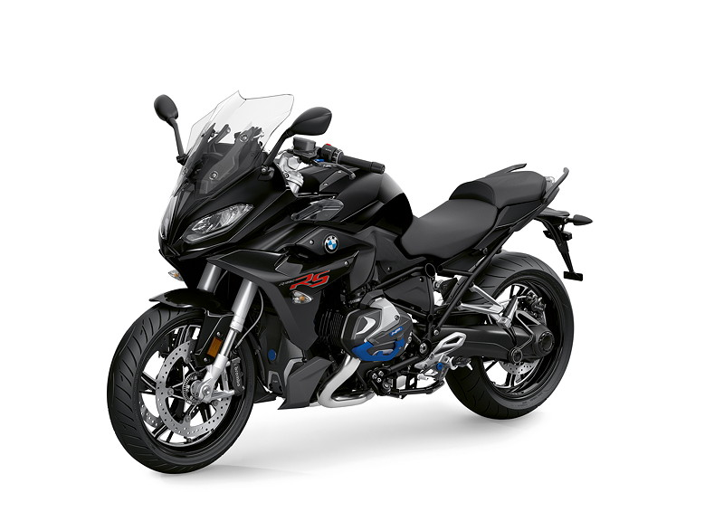 BMW R 1250 RS Blackstorm metallic, Frästeilpaket HP