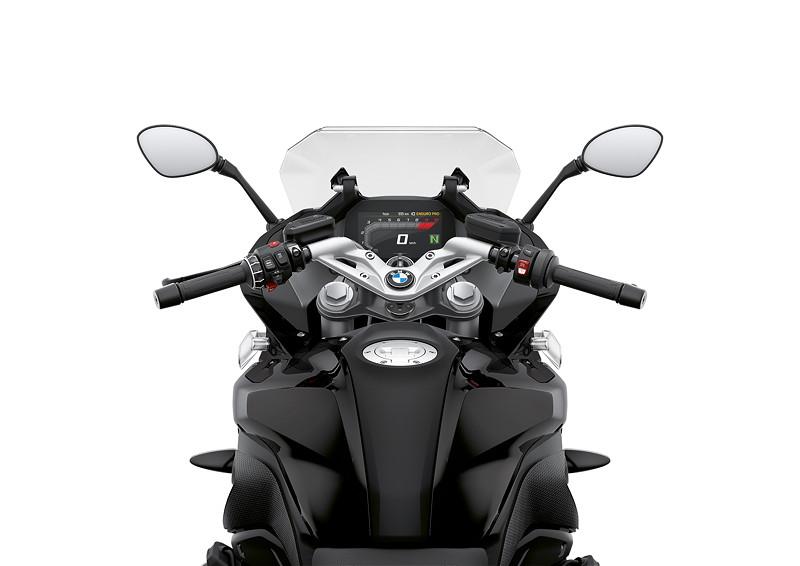 BMW R 1250 RS Blackstorm metallic