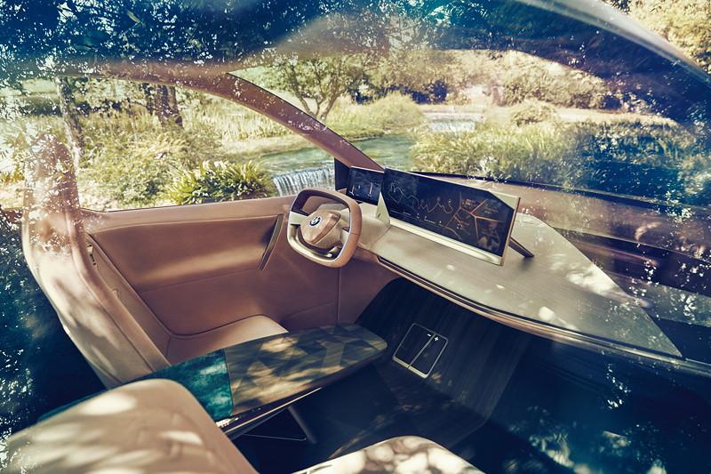 BMW Vision iNEXT - Interieur.