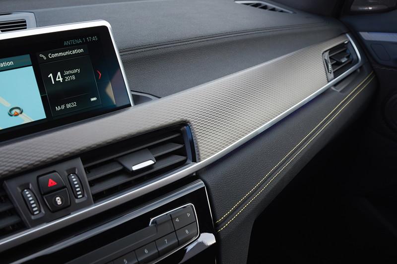BMW X2, Innenraum